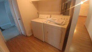 KENMORE  washer & dryer,  almost new, barely ever used , 500