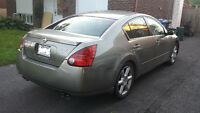 2004 Nissan Maxima Low Milage Very good Condition