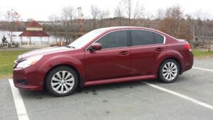 2011 Subaru Legacy 3.6 R Sedan. REDUCED $10800