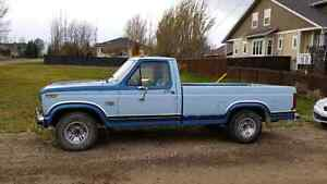 1984 f-150 located in magrath
