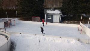 Patinoire de Hockey 26' x 52'