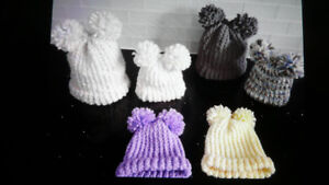 Super Warm Hand-Knitted Hats   *PERFECT GIFT|**  All Sizes