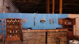 Bespoke handmade Bars and accessories