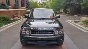 2011 Range Rover Sport HSE LUX, No accidents, Serviced, Rare!!