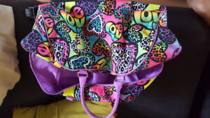 Girls travelling hand bag from Justice