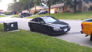 Low Km. 2001 Volvo S60