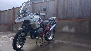 BMW R1200GS Rally Edition
