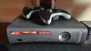 XBox 360 and Kinect package