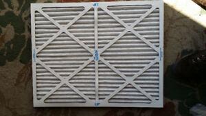 Aerostar Pleated Air Filter AC et four de filtre à air