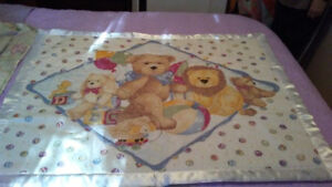 Hand made baby quilts locally made