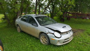 05 dodge neon sxt with the srt4 body package