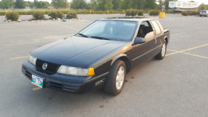 1991 Mercury Cougar XR-7