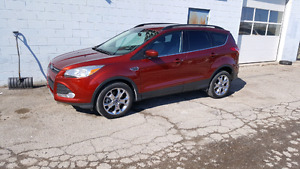 2014 Ford Escape Ecoboost 2.0L Turbo Nav Camera Chrome