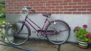 MINT Vintage CCM bicycle