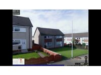 3bed Semi-Detached house for rent. Shotts