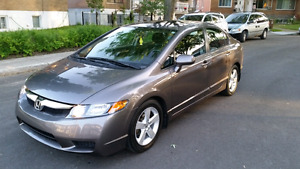HONDA CIVIC LX-S 2011