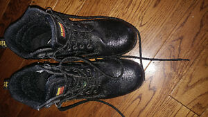 Safety boots-size 8 doc martens