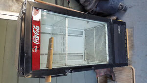 Commercial Coke Cooler