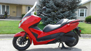 2014 Honda Forza 300 Motorcycle for sale