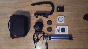 Canon eos rebel t5 1200d everything included