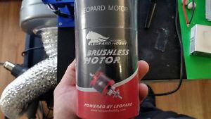 Heli Motor for sale | Leopard Motor Brushless Outrunner 550Kv