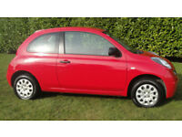 Nissan Micra 1.2 16v ( 79bhp ) Visia - LOVELY EXAMPLE - LOOKS AND DRIVES WELL