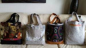 One-of-a-Kind Tote Bags