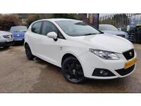 2010 Seat Ibiza Sport 1.6TDI CR*HUGE SPEC!!!*SAT-NAV*PARKING SENSORS