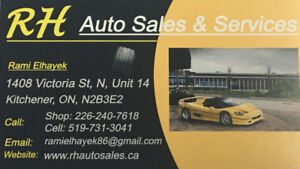 RH AUTO  SALES AND SERVICES ( USED TIRES )