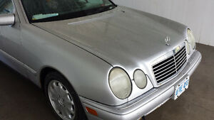 1997- MERCEDES BENZ E-320 SEDAN FOR SALE: $4,000.00 Kingston Kingston Area image 5