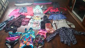 Lot de vêtements 12 à 16 ans