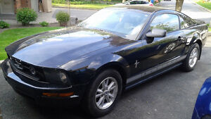 2007 Ford Mustang Coupé (2 portes)