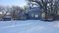 Treed 1.36Acre Lot Feat Upgraded 3bdrm Home in Lorette