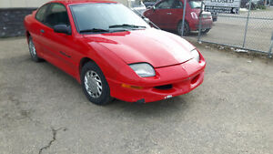 1998 Pontiac Sunfire  Coupe (2 door)