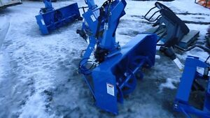 MK Martin SB54 3pt hitch Snowblower