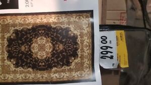 Brand New Rug. Paid $299.00 . Selling for $175.00