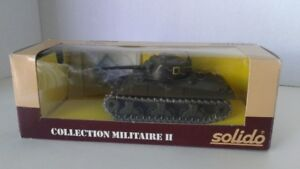 Solido 6053 Sherman Collection militaire II - diecast