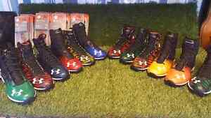Under Armour Highlight special  football cleats