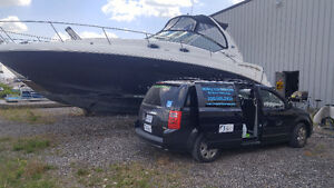 Professional Boat Cleaning Service!