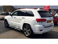 2014 Jeep Grand Cherokee 3.0 CRD Overland 5dr Automatic Diesel MPV