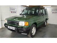 Land Rover Discovery 3.9 V8i auto japanese import collectors corrosion free 1998