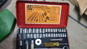 Power tools and drill bits $40