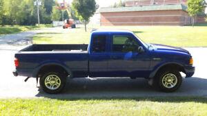 Ford RangerEdge 2003, V6 3L 2X4, A/C  2750.00$