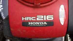 Tondeuse Honda commercial