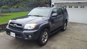 2006 Toyota 4Runner Limited SUV, Crossover