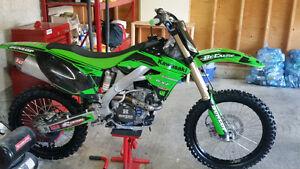 2012 Kawasaki kx250f