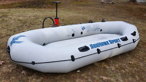 SEAHAWK SPORT 400 INFLATABLE BOAT