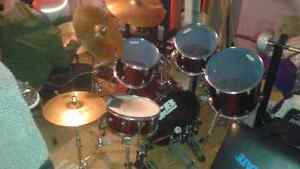 Drumset for sale different brands
