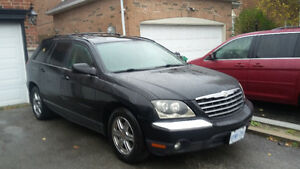 2004 Chrysler Pacifica awd SUV, Crossover