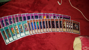 Complete Altergeist Deck YUGIOH
